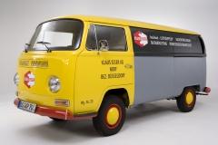 VW T2 - blaszak czyli podstawowa wersja