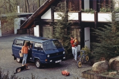 Caravalle czyli mikrobus do przewozu osób. Fot. Volkswagen