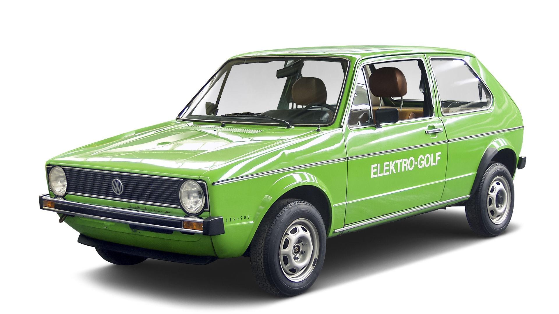 VW Golf CityStromer czyli elektryczny klasyk? | jedzze.pl