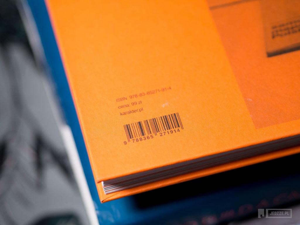 Cena książki o Centrali Produktów Naftowych
