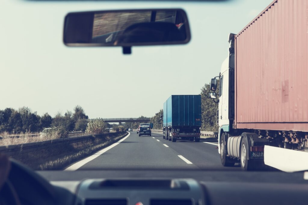kultura jazdy na autostradzie
